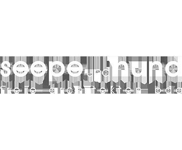 Seepe und Hund Logo Klein